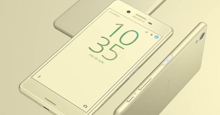 xperia x El Xperia X y Xperia X Perfomance tendrán 64GB de memoria interna en la versión Dual SIM