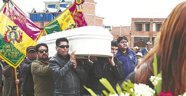 Las seis muertes en el incendio de la alcaldía de El Alto dejó una profunda huella política en la urbe paceña