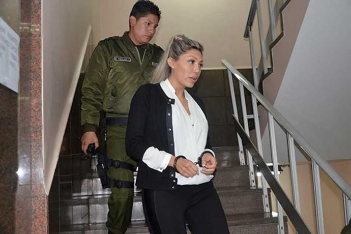 POLÉMICA. El caso de Gabriela Zapata generó varios comentarios.
