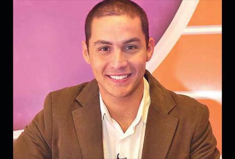 Pablo Fernández | Red PAT / El presentador de El camión de tus sueños y de Esto es Guerra no puede quejarse. Cobra mínimo 700 dólares por animar una cita y lucir su blanca sonrisa.