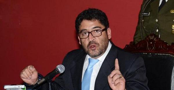 La autoridad fue muy criticada por su accionar dentro de la toma que sufrió la Alcaldía de El Alto, donde seis personas murieron.