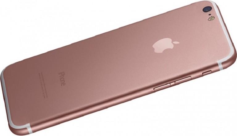 iphone 7 Un nuevo render el iPhone 7 no muestra una cámara más grande