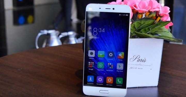 Xiaomi Mi5 en vídeo