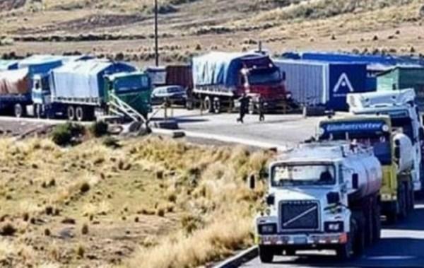 Transporte rompe diálogo con Gobierno y alista movilizaciones