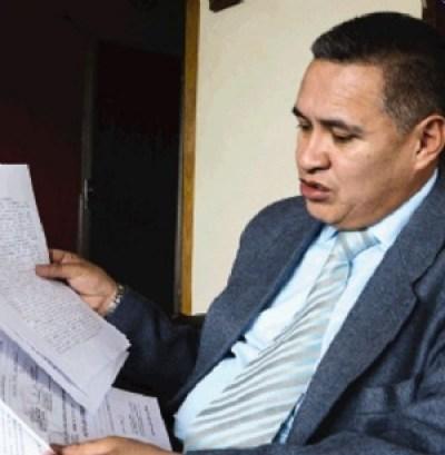 Quintana ordenó decir a Zapata que  su hijo murió, según jurista