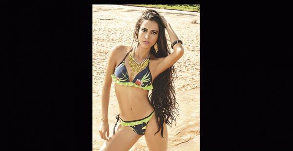 María Cecilia Silva [ Miss Playa 2016 ]