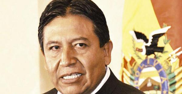 El canciller boliviano dio sus opiniones a El País, de España