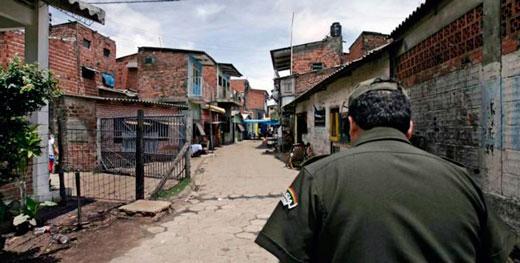 Descubren el cuerpo de una mujer sepultada en una celda del penal de Palmasola