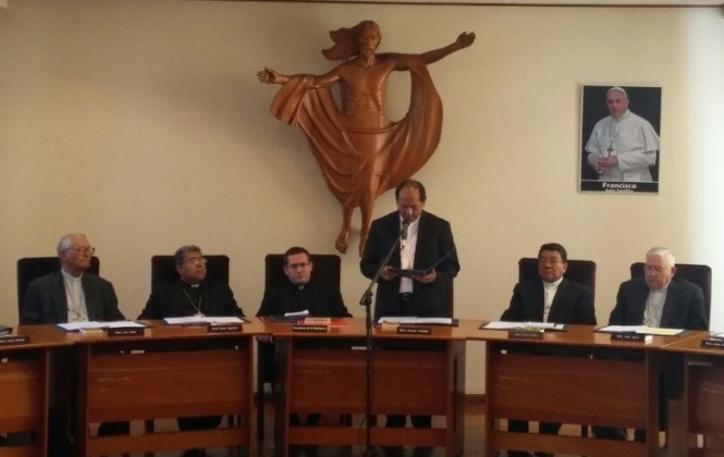 Obispos dicen que no se acobardarán y convocan a construir liderazgos que unan a Bolivia