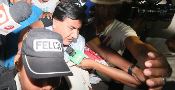 Un juez cautelar ordenó la detención preventiva del empresario José Luis Sejas en el penal de Palmasola de Santa Cruz