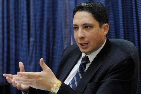 Héctor Arce, procurador del Estado.