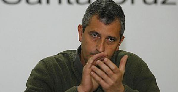 El ciudadano boliviano se encuentra fuera del país por acusaciones judiciales que pesan en su contra.
