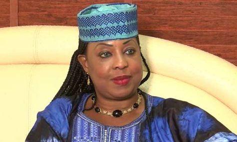 Fatma Samoura, nueva secretaria general de la FIFA.