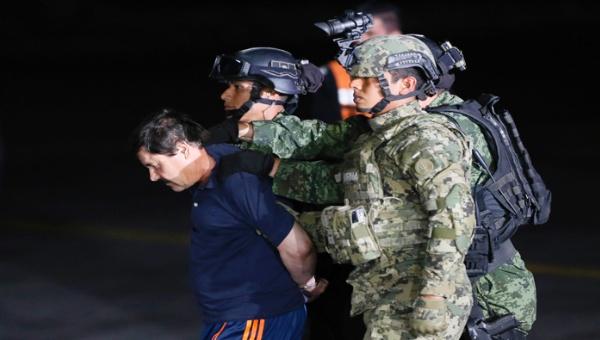México aceptó la extradición del narcotraficante bajo la condición de que no se le aplique la pena de muerte.