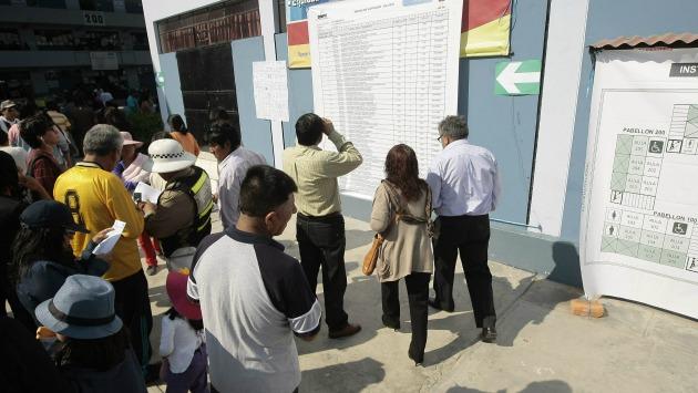 A las 4:00 p.m. se emitirá el esperado flash electoral, donde conoceremos al nuevo mandatario del Perú. (Perú21)
