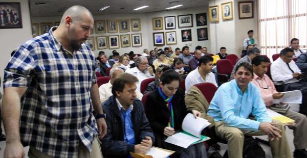 Gelafio Santiesteban se suma a los otros cinco enjuiciados que decidieron inculparse