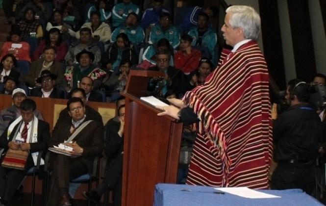 Le recuerdan al Vicepresidente que la CPE no permite la cadena perpetua