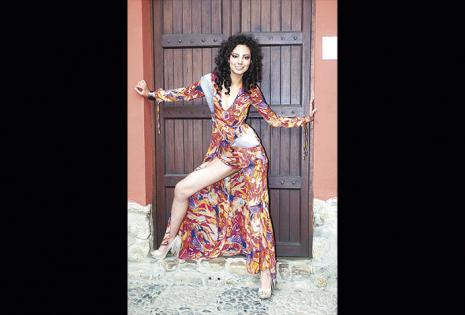 Julia Méndez es la apuesta de Oruro para llevarse la corona el sábado 25 de junio