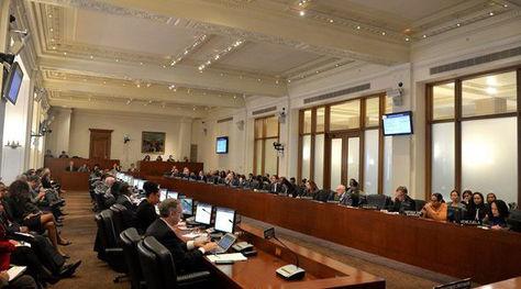 Asamblea extraordinaria de la OEA.
