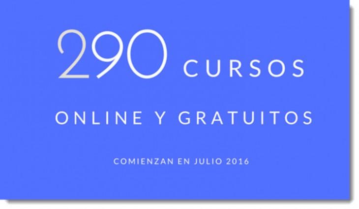 Cursos Julio 2016