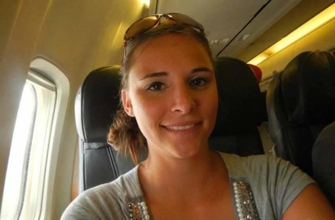 Heidi McKinney fue detenida tras abusar de otra mujer. (Facebook)