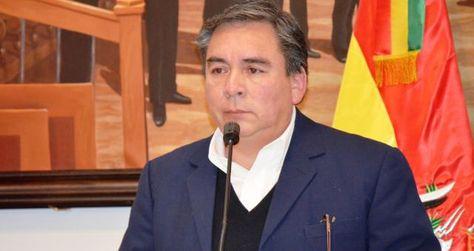 Asamblea Legislativa elige a Henry Lucas Ara Pérez como nuevo Contralor General del Estado.Foto: ABI