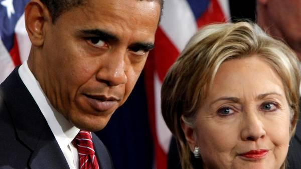 Barack Obama se suma a la campaña de Hillary Clinton, en un primera acto en Carolina del Norte. /AP