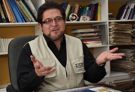 El vocal del TSE, José Luis Exeni. Foto: La Razón