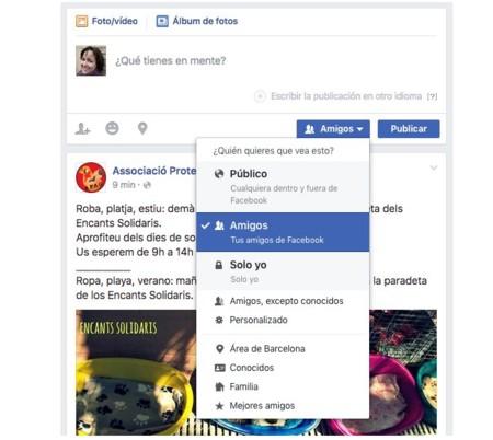 Cómo evitar que tu jefe o tu ex vean tus fotos en Facebook