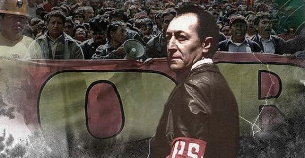 Andia perfila a Quiroga como un eximio escritor y político valiente