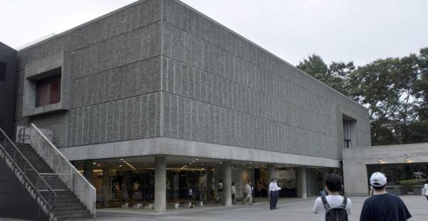 El Museo Nacional de Arte Occidental, en Tokio, obra de arquitecto Le Corbusier