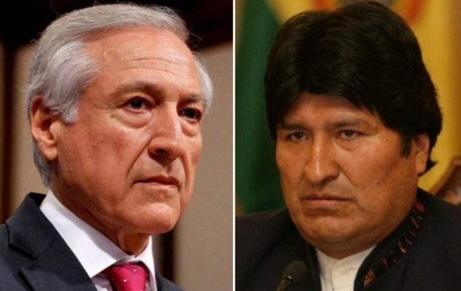 """Heraldo Muñoz responde a Morales y asegura que Chile """"sí respeta a Bolivia"""""""