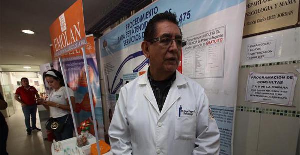 El dermatólogo Jorge Vargas alertó a la población sobre los males que provoca el sol sobre todo al mediodía, cuando está más fuerte
