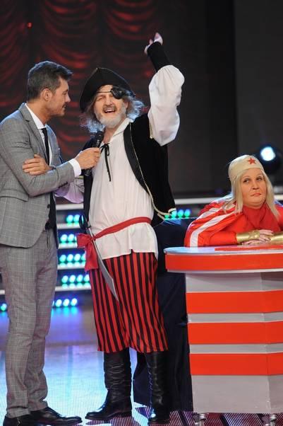 showmatch 2016 Marcelo Tinelli Gran cuñado show del chiste