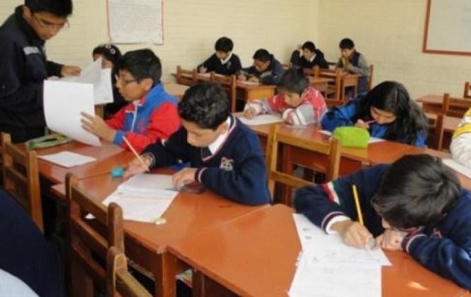 No se hacen mediciones de la calidad de la educación en Bolivia desde 1997
