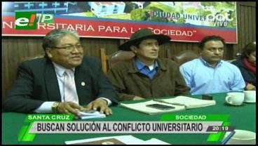 Defensor del Pueblo priorizará la mediación en conflicto de la Uagrm