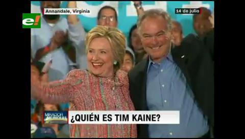 Las venas de Tim Kaine en América Latina