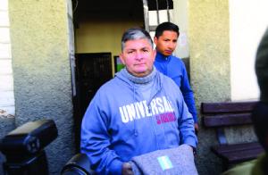 EEUU expulsa a Ormachea y la Fiscalía lo aprehende en Bolivia