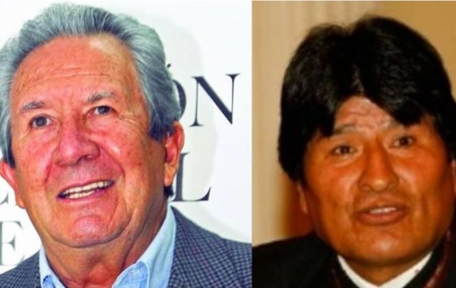 Entidad internacional pide que Evo Morales abandone juicio penal contra Vacaflor