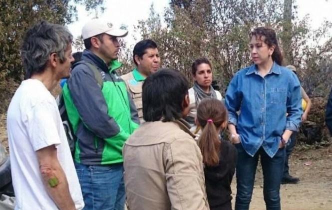 El incendio en el Parque Tunari arrasó con más de 5 mil hectáreas de vegetación