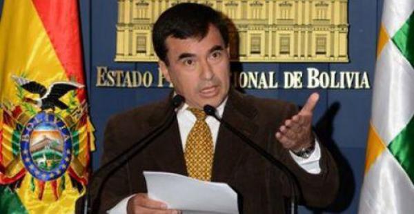 Juan Ramón Quintana convocó a una reunión a los dirigentes mineros