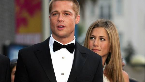 A diez años de su separación, Pitt y Aniston estarían teniendo encuentros en privado.