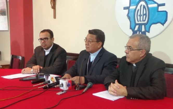 Obispos advierten sobre una falsa