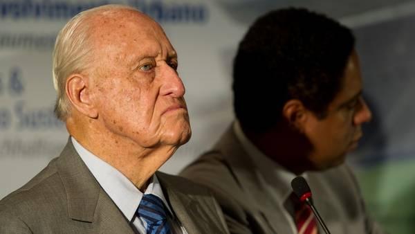 Joao Havelange fue presidente de la FIFA durante 24 años. (DPA)