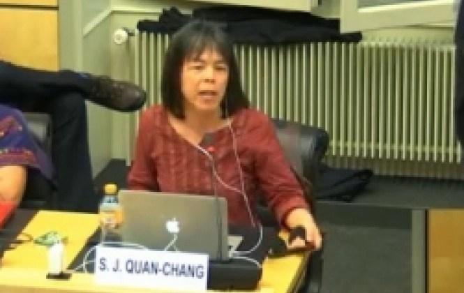 """ONU califica de legítimo el pedido de los discapacitados porque el bono anual es """"bajo e insuficiente"""""""