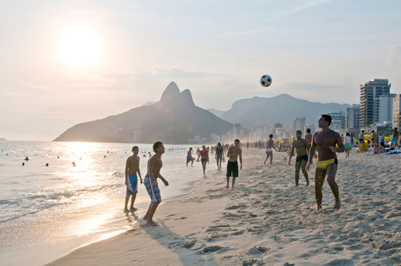 Diez pistas para vivir Río de Janeiro como un local