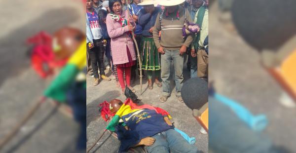 La Fiscalía anunció que investigará el fallecimiento del minero cooperativista