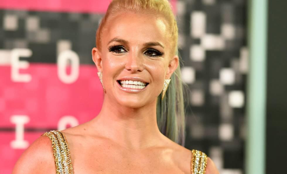 Britney Spears, en los MTV Video Music Awards.