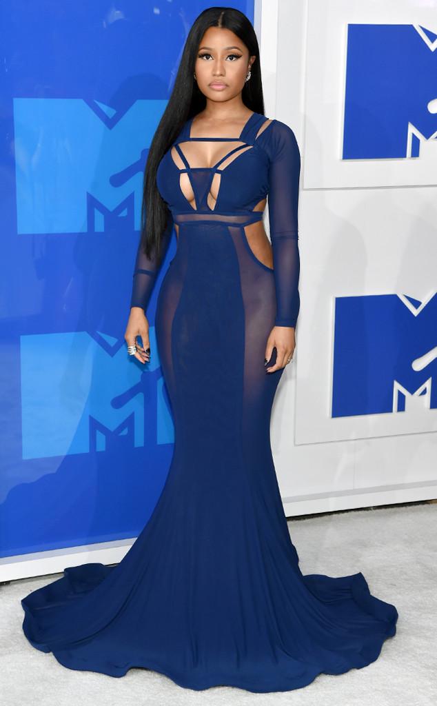 Nicki Minaj, 2016 MTV VMAs