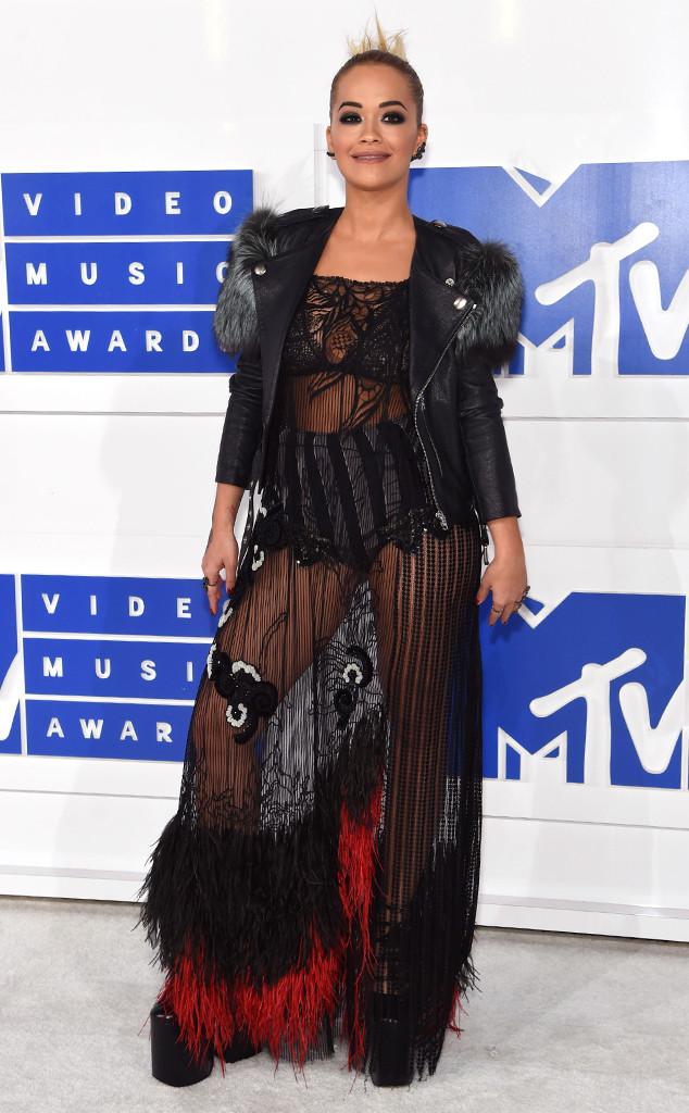 Rita Ora, 2016 MTV VMAs